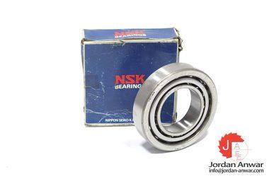 nsk-7209BW-angular-contact-ball-bearing