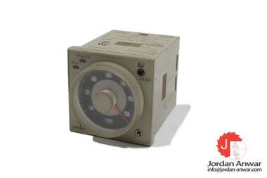 omron-H3CR-A8-solid-state-multi-functional-timer