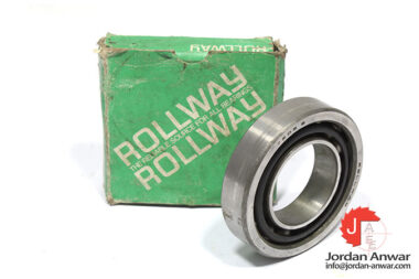 rollway-7209B-angular-contact-ball-bearing