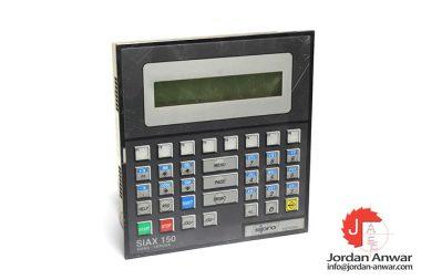 sipro-siax-150-operator-panel