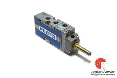 Festo-19758-single-solenoid-valve