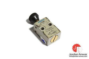 Festo-3660-pushbutton-valve