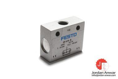 Festo-6681-or-gate