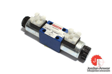 Hydac-4WE-6-D-OF-S01-24DG4V-6070560-solenoid-operated-directional-valve