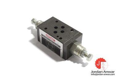 Hydac-ZW-SDR06-01-ZAB-V-needle-valve