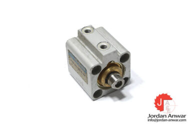 20x10 mm, Double-Acting Compact Cylinder , Compact Cylinder, Pneumatic Actuator