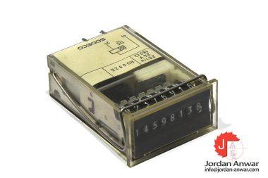sodeco-RGO82E-8-digit-counter