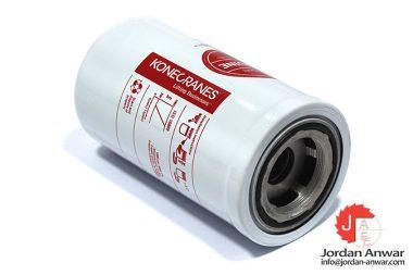 Filter Element, Hydraulic System, Oil Filter, Replacement Filter Element, Konecranes