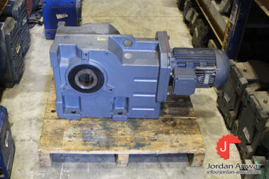 flender-KA128-M100LB4-helical-bevel-gear-motor
