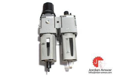 parker-P32CA14GEMNGLNW-filter-with-regulator-and-lubricator