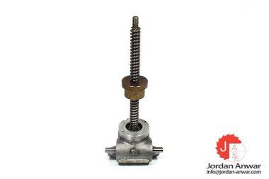pfaff-silberblau-SHE0,5N-BA2-worm-gear-screw-jack