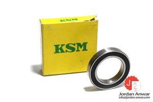 KSM 6907-2RS DEEP GROOVE BALL BEARING