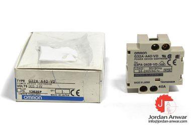 omron-G32A-A40-VD-power-module-DC-Input