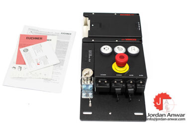 euchner-MGB-L2B-PNC-L-123012-evaluation-module-and-bus-module